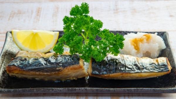 焼魚(サバ)